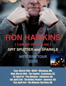 Tour Poster #6
