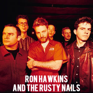 Ron Hawkins and the Rusty Nails YouTube Gallery