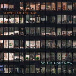 Do The Right Now Album Cover