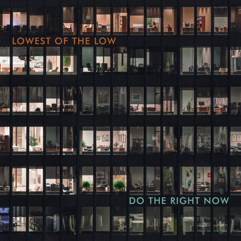 Do The Right Now Album Cover