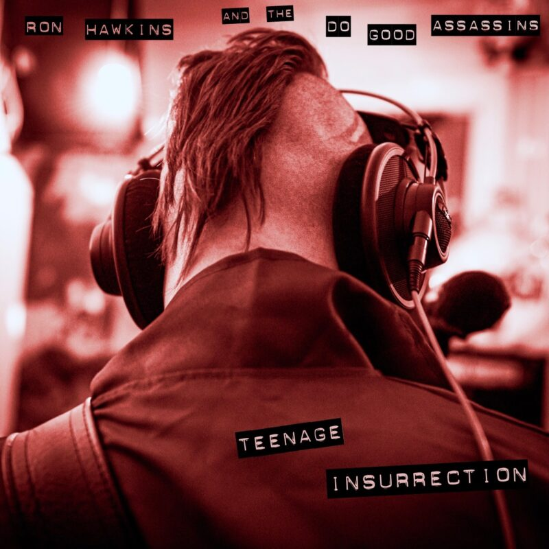 Teenage Insurrection Single Cover