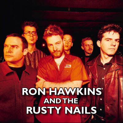 Rusty Nails Icon