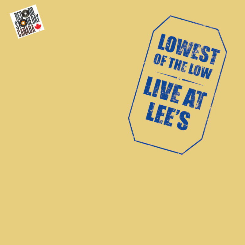 Live at Lee's Cover